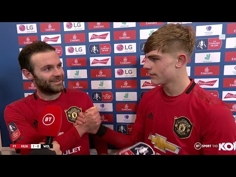 Mata: We couldn't defeat Wolves in 5 games, that shows how good they are. Today we showed we can compete against good teams | Post-Match Interview
