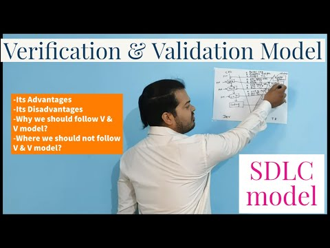 Verification And Validation Model In SDLC, It's Advantages And Disadvantages