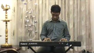 Aayiram Kannumai Akhil Keyboard Instrumental