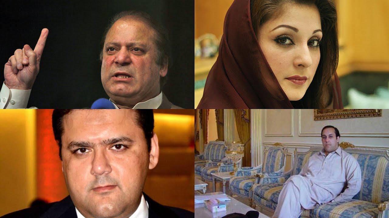 PANAMA leaks-Pakistan's List - YouTube