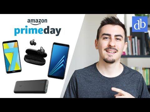 MIGLIORI OFFERTE AMAZON PRIME DAY - Smartphone e accessori