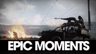Battlefield 3 - Epic Moments (#11) thumbnail