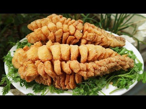 Cá Chiên Giòn Nhin Là Mê | Tuấn Nguyễn Food