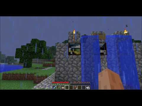 Como hacer un cuadro y un cartel en minecraft (novatos) (principiantes)
