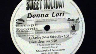 Sweet Holiday - Donna Lori