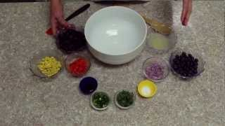 How To Make Blueberry Salsa