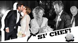 Carlo Cracco ha sposato Rosa Fanti TABLOIT.IT