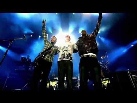 Linkin Park - Faint [Feat. Jay-z](Live)[HD]