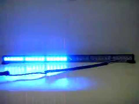police fire emergency warning 36 led waterproof magnets. Black Bedroom Furniture Sets. Home Design Ideas