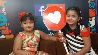 We are Now LIVE with SRSK Little Stars Guddia and Ayusha