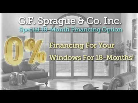 Replacement Windows | Concord Ma | Vinyl Windows | Best Reviews | GF Sprague | Aluminum Windows