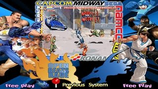 OpenBOR Games A to Z - Beat em' Up Fighting Games by Dubbloseven