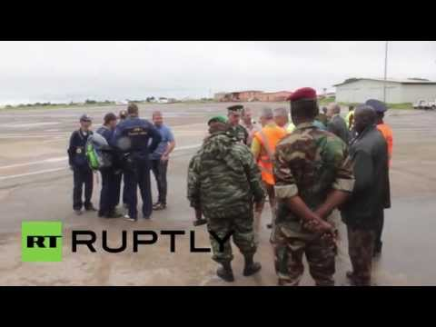 Guinea: This Russian mobile lab could solve Guinea's Ebola crisis