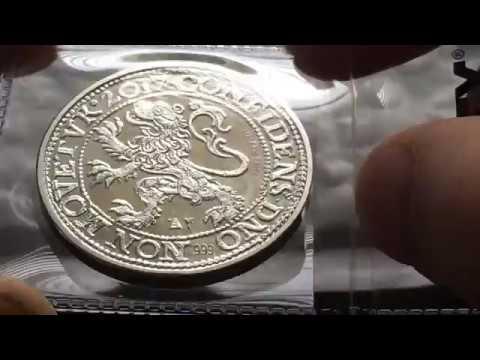 Unboxing - 2017 Netherlands Restrike Silver Coins