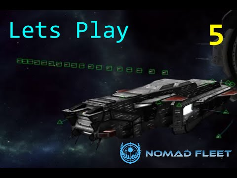 Let's Play Nomad Fleet [Ep. 5] - The Last Stand...?