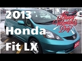2013 Honda Fit LX | WHITBY OSHAWA HONDA | Stock #: U4296