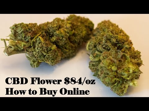 [How To] Buy Cheap/potent CBD Oil & Flower Online In Less Than 5 Minutes - USA - $84/Ounce (2019)
