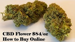 [How to] Buy Cheap/potent CBD Oil & Flower Online in Less Than 5 Minutes - USA - $84/Ounce (2018)
