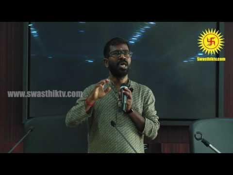 Motivational Speech For Competitive Exam By - V.Nandakumar (IRS)