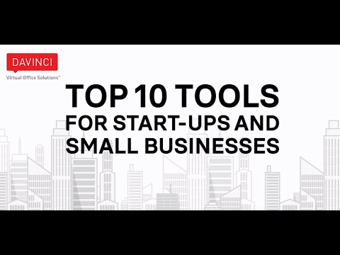 10 Tools for Small Business Success