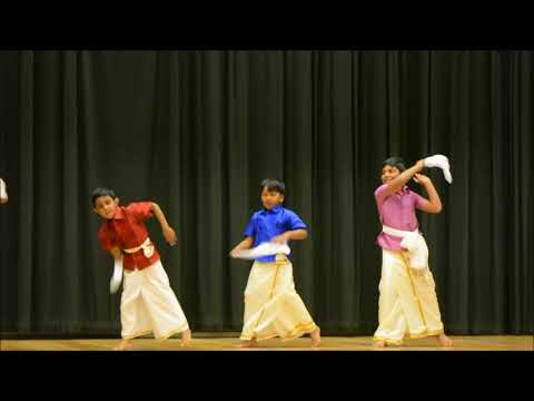 Elmonica Elementary School Beaverton USA Indian Cultural Program