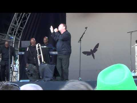 UB40[Ali Campbell] Kingston Town Live Night At The Park 27 Juni 2015