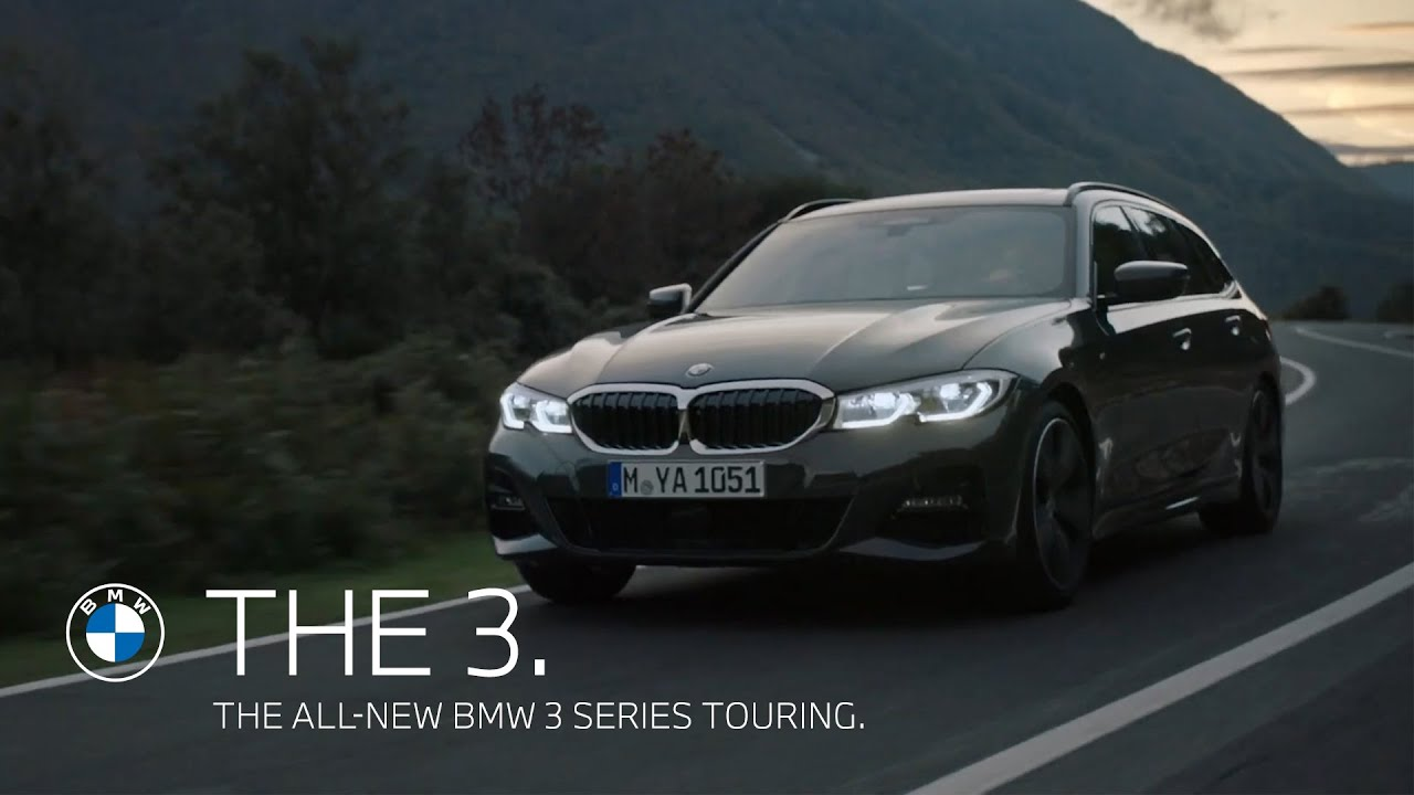 The All New Bmw 3 Series Touring Official Launch Film