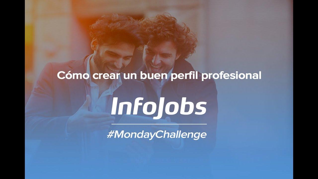 Webinar InfoJobs: Cómo crear un buen CV - YouTube