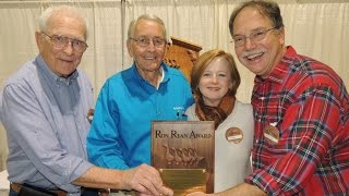 Dayton Carvers Guild Honors American Woodshop's Scott Phillips With Ron Ryan Award