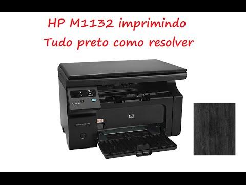driver da impressora hp laserjet p1102w