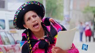 Huanacos de la risa  2018 -  El censo ► cholo arcadio / Parte 1 de 4