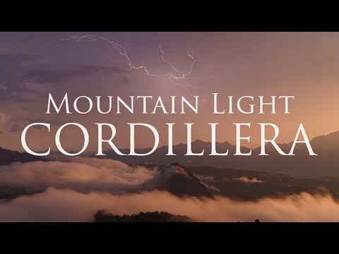 CORDILLERA MOUNTAIN LIGHT - Philippines Time-lapse Film 4K