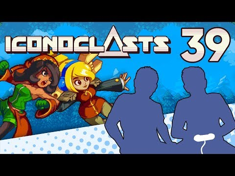 Iconoclasts - PART 39 - Solid Snake We Are Not - Let's Game It Out  