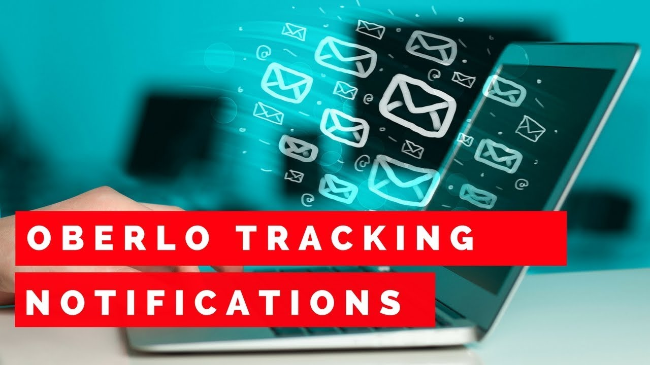 How to set up Oberlo Dropshipping Tracking E-Mail Notifications