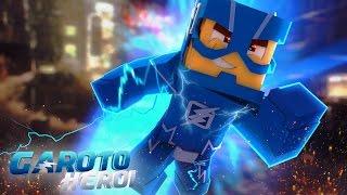 Minecraft: GAROTO HERÓI - TREINANDO SUPER VELOCIDADE! #02 thumbnail