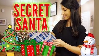 Secret Santa | Yoga | Vlogmas Ep  23