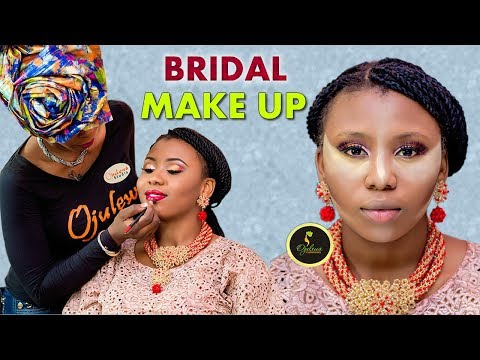 Bridal Makeup Tutorial Step by Step