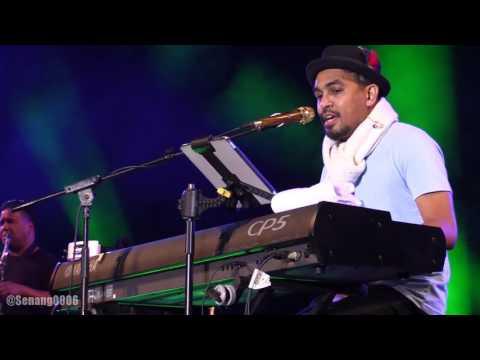 Glenn Fredly - Yang Terlupakan @ Prambanan Jazz 2016 [HD]