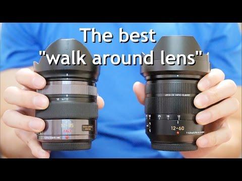 Panasonic Lumix 12-35mm F2.8 vs 12-60mm F2.8-4.0 Comparison