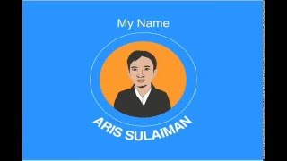 Flash Motion Graphics - CV Aris Sulaiman