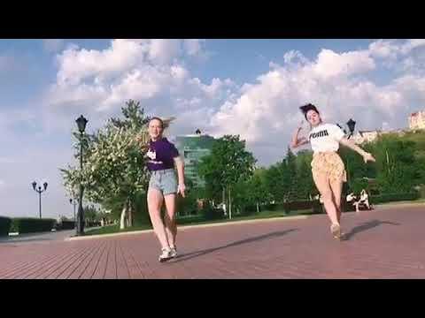 Самарская молодежь зажгла танцами набережную Волги