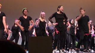 """Lily ~ """"Music in Me"""" ~ 2018 7th grade choir Pop concert"""