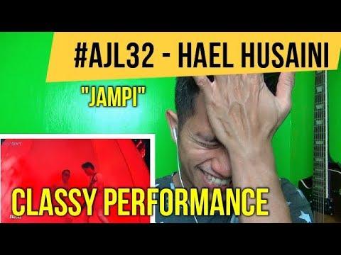 #AJL 32 - HAEL HUSAINI - JAMPI    MV REACTION #81