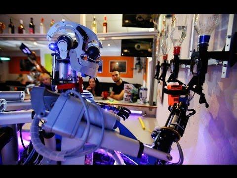 Robot beats 'I am not a Robot' Captcha -  Part number 2