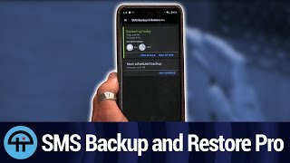 sMS Backup and Restore Pro for Android