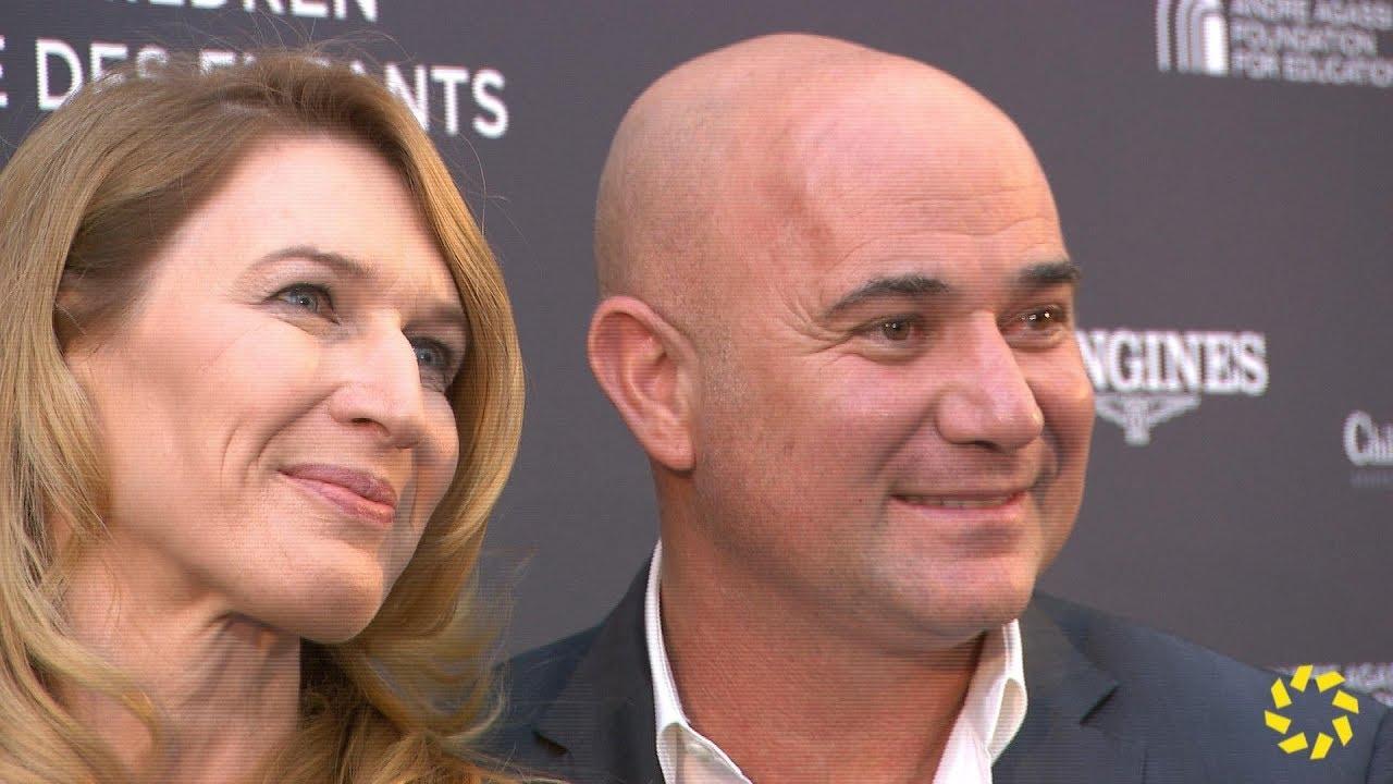 Andre Agassi Und Stefanie Graf Sprechen Uber Ihre Liebe Youtube