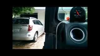 1.6 turbo diesel Suzuki Samurai - Test Drive