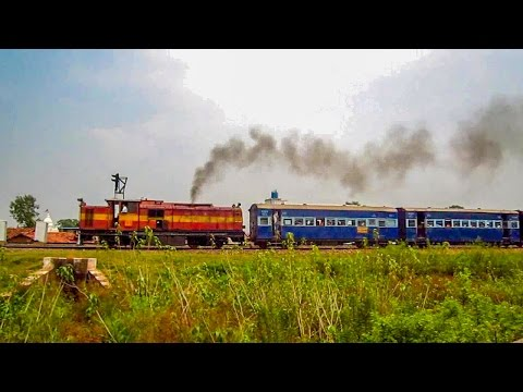Fastest Narrow Gauge Express fading away - Indian Railways