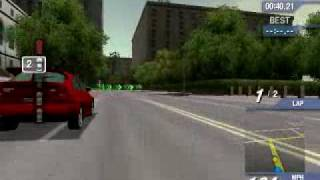 Ford Street Racing Gameplay
