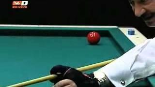 Billar Total - Posición correcta de los ojos al tirar en el juego de Billar (18-08-2011)